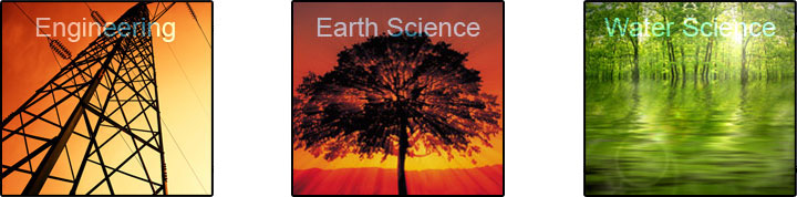 Engineering - Earth Science - Water Science imagery